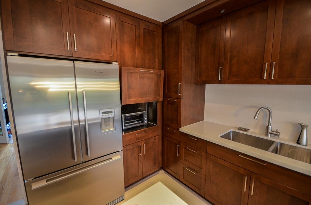 Armoires de cuisine en bois cuisine en bois armoires sur for Armoires de cuisine en bois